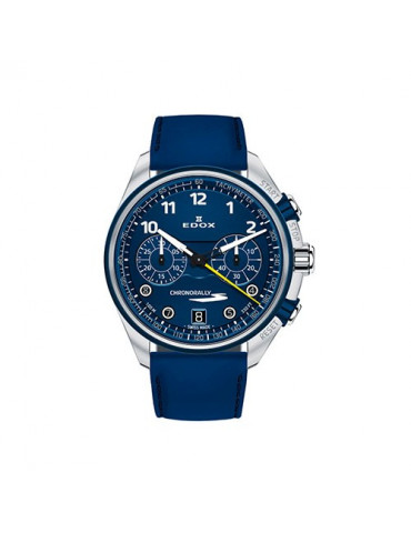 Edox Cronorally S azul