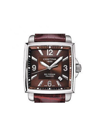 Reloj Certina Ds Podium Square